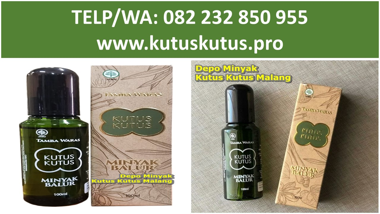 Depo Minyak Kutus Kutus Malang
