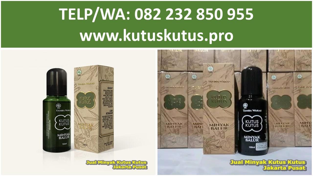 Jual Minyak Kutus Kutus Jakarta Pusat